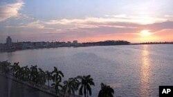 Luanda: Moradores do Kinaxixi Realojados