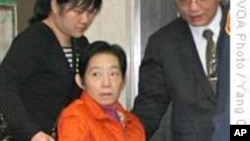台湾前总统陈水扁的夫人被判刑一年