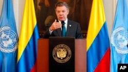 """EE.UU. entregaría 450 millones de dólares para ayudar al plan """"Paz Colombia""""."""
