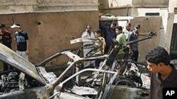 بغداد کے مضافات میں ہلاکت خیز دھماکے