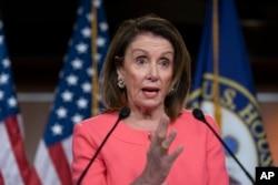 Ketua DPR AS, Nancy Pelosi (Foto: dok)