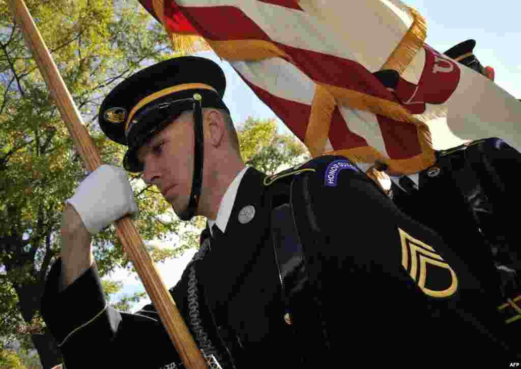 День ветеранов. Никто не забыт