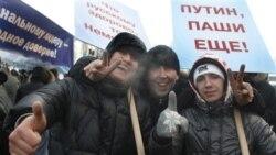 گورباچف: پوتین قادر به نجات روسیه نیست