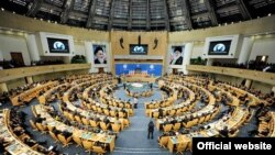 یکی از نشست های سران جنبش عدم تعهد سال ۱۳۹۱ در تهران.