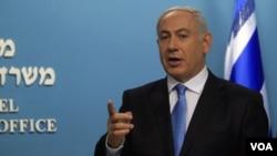 Netanyahu insiste en que los asentamientos establecidos durante la Guerra de los Seis Días tienen el derecho a existir y crecer.