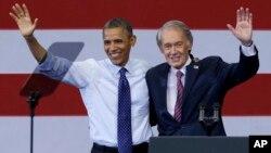 El presidente Obama ofreció todo su apoyo al candidato Ed Markey, para ganar la representación de Massachusetts en el Senado.