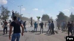 درگیری میان شهروندان دزفول و اندیمشک