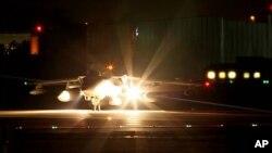 리비아로 출격하는 영국의 토네이도 전폭기