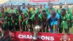 Zifa Inokoka Vanoda Kuwona Mukombe weCosafa Castle Cup 2017 Kumahofisi Ayo