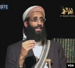 Anwar al-Awlaki, warga AS yang menjadi pemimpin Al-Qaida Yaman.