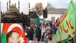 باکوتهران را به تحريک اعتراض های اسلامی در آذربايجان متهم می کند