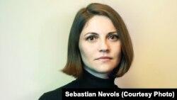 Оля Геркулес народилася в Каховці, живе у Лондоні, пише нову книгу з рецептами українських страв