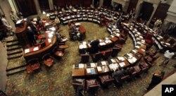 New York eyalet senatosu