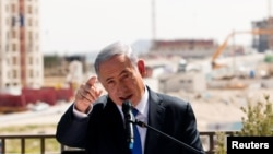 Benjamin Netanyahu (foto de arquivo)