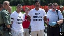 ایالت کالیفرنیا برای اخراج مهاجران بدون مدرک اقامت با دولت فدرال همکاری نخواهد کرد.