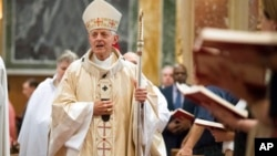 Бывший кардинал Питтсбурга Дональд Вуэрл