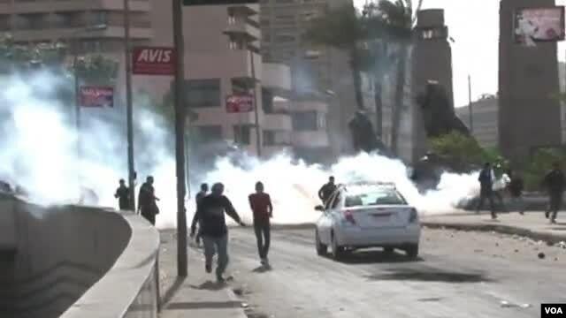 Protesti u Egiptu traju već nekoliko dana