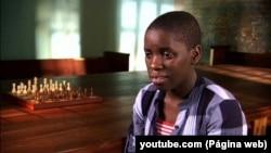Phiona Mutesi - génio do Xadrez Uganda