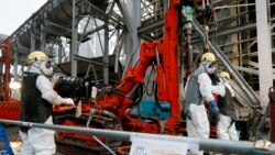 US Tests Seawater for Radiation from Fukushima