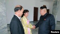 Lãnh tụ Kim Jong Un của Bắc Triều Tiên, quốc gia tuyên bố không màng tới bất kỳ cuộc đối thoại nào về thỏa thuận hạt nhân.