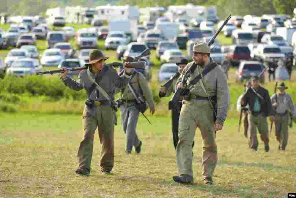 Главная битва гражданской войны