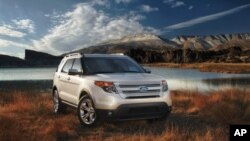 Ford reemplazará las partes defectuosas de los vehículos que ha llamado a reparación.