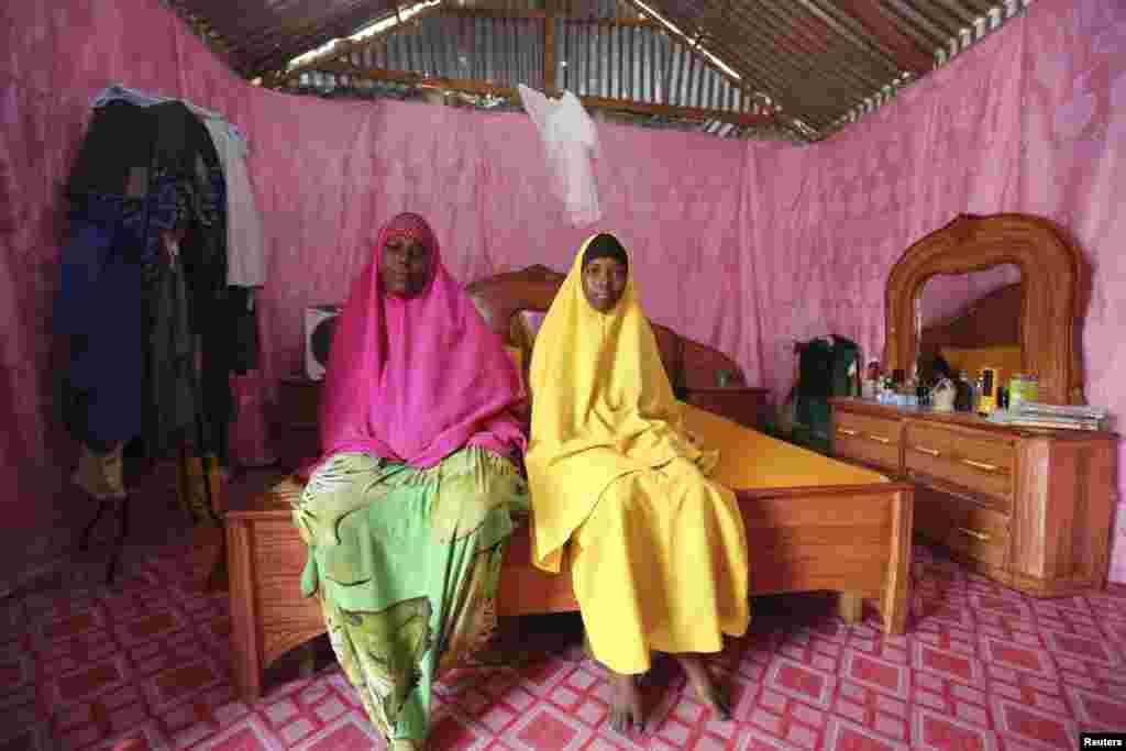 صومالیہ کی خواتین۔