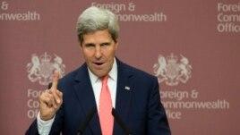Kerry, Lavrov diskutojnë planin mbi armët kimike siriane