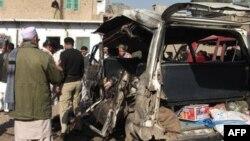 Новый теракт на северо-западе Пакистана