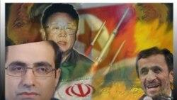 ديپلمات پناهنده می گويد شاهد سفرهای سری تکنسين های اتمی کره شمالی به ايران بوده است