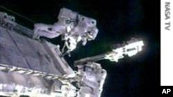 Астронаутите инсталираа набљудувачки дел на меѓународната вселенска станица