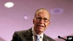 Ông Larry Kudlow vừa được Tổng thống Hoa Kỳ Donald Trump bổ nhiệm làm cố vấn kinh tế của Tòa Bạch Ốc.