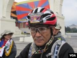 西藏台湾人权连线发起人扎西慈仁