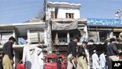 بٹگرام میں خودکش دھماکا، 6 افراد ہلاک