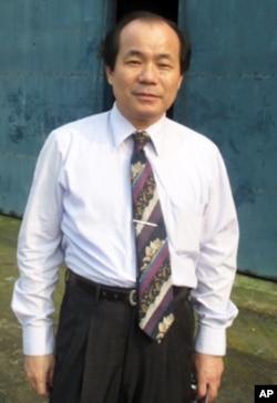 国民党党史馆主任邵铭煌