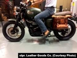 Сумка для мотоцикла