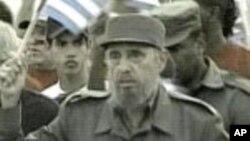 Bush on Castro's Resignation