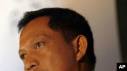 Tito Karnavian, head of Indonesia's anti-terrorism squad (2007 file photo)