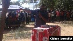 Umhlangano weMDC-Alliance Rally