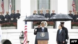 Janubiy Koreya prezidenti AQShda martabali mehmon
