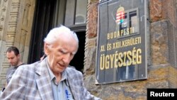 Preminuo osumnjičeni ratni zločinac Laslo Čatari