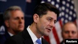 Prezidan Chanm Depite a, Paul Ryan