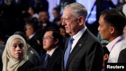 James Mattis ASEAN