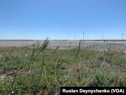 Посуха в окупованому Росією Криму
