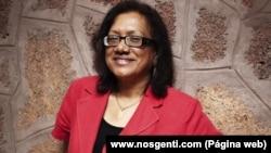 Vera Duarte, escritora cabo-verdiana