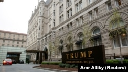 Trump International Hotel in Washington