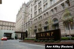 Trump International Hotel in Washington