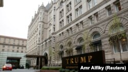 Гостиница Trump International Hotel в Вашингтоне