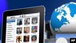 iPad, televisión en 3D y la TV conectada a internet entre otros