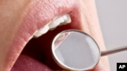 امریکی اور دانتوں کی صحت